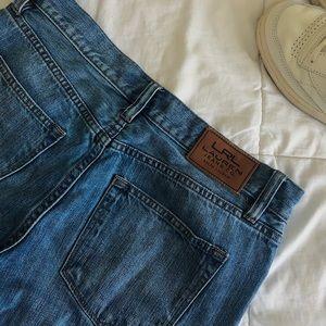 Ralph Lauren Boyfriend Jeans